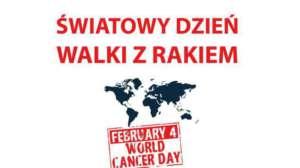 4 lutego - Dzień Walki z Rakiem / biotech.umk.pl