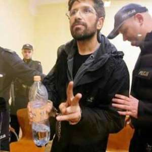 Erdal Gokoglu podczas rozprawy / facebook.com/Freiheit-für-Erdal-Gökoğlu