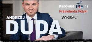 Zrzut ekranu z twitterowego profilu @AndrzejDupaPL / twitter.com