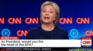 Hilary Clinton - faworytka Demokratów do uzyskania nominacji / youtube.com