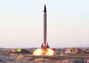Irański pocisk rakietowy Emad / fot. Wikimedia Commons