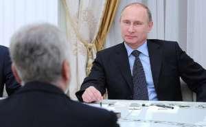Spotkanie Władimira Putina i Tomislawa Nikolicia na Kremlu - Serbia nie chce wiązać się z NATO, woli pozostać lojalna wobec sprawdzonego sojusznika, fot. en.kremlin.ru