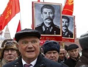 Lider rosyjskich komunistów /facebook.com/photo.php?f