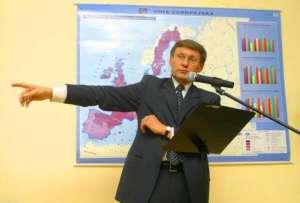 Główny winowajca obecnego stanu gospodarki po 1989, fot. wikimedia commons
