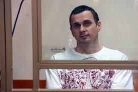 O wolność dla aktywisty Euromajdanu Ołeha Sencowa w szczególności upomina się unijna dyplomacja/ fot. Wikimedia Commons