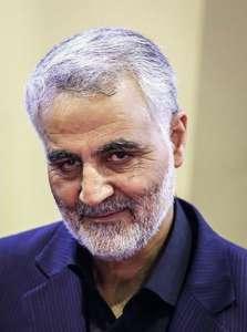 Ghasem Solejmani, dowódca irańskiej specjalnej jednostki Ghods, najpierw wspierającej walkę z Amerykanami, teraz walczącej z ISIS / fot. Wikimedia Commons