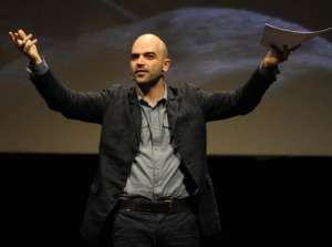 Roberto Saviano, autor książki opisującej funkcjonowania włoskiej mafii. Obecnie ciąży na nim wyrok śmierci / wikipedia commons