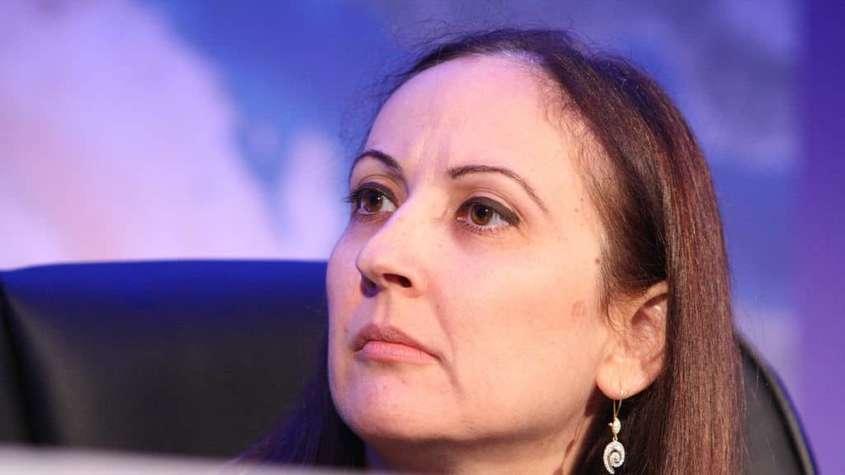 Maha Ali, jordańska polityczka, minister przemysłu / fot. Wikimedia Commons