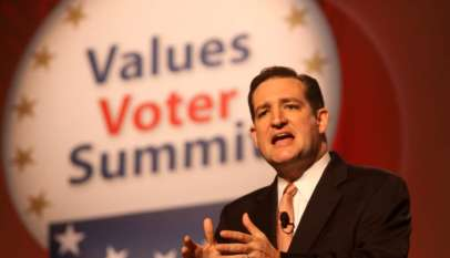 Ted Cruz / fot. Wikimedia Commons