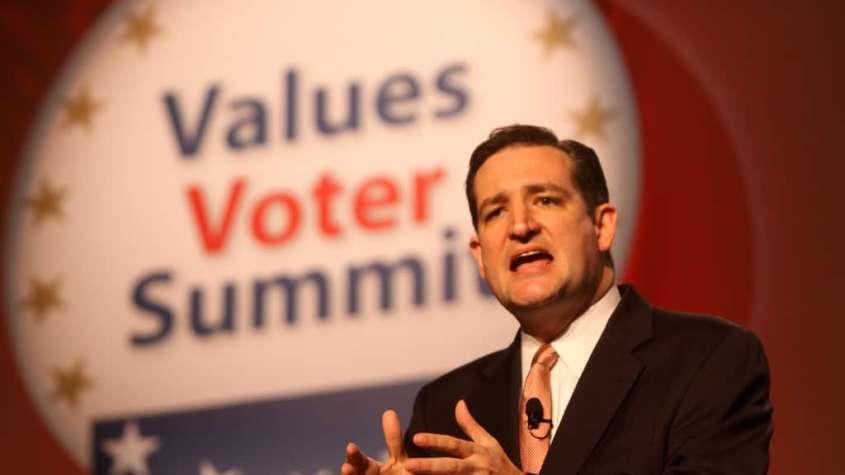 Ted Cruz / fot. Wikimedia Commons