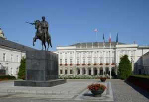 Pałac Prezydencki, fot. wikimedia commons