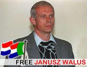 Neonazistowski morderca Janusz Waluś / nacjonalista.pl