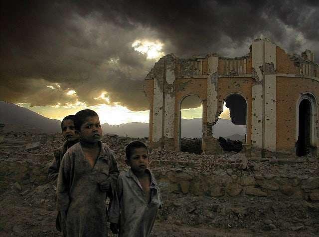 Zamach Na Meczet Facebook: Chmura Dymu Nad Kabulem. Krwawy Zamach Na Szyitów