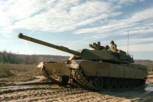 Szwajcarzy będą bronić granic przed uchodźcami z użyciem czołgów? fot. wikimedia commons