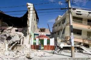 Trzęsienie ziemi w Port au Prince w styczniu 2012, fot. wikimedia commons
