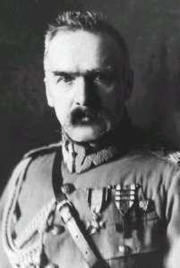 Marszałek był pierwszym entuzjastą Międzymorza, fot. wikimedia commons