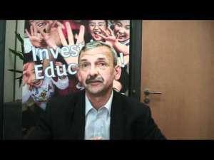 Sławomir Broniarz, przewodniczący ZNP / youtube.com