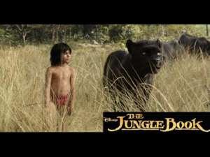 """""""Księga dżungli"""" 2016 - film o zwierzętach, w którym nie wykorzystuje sie zwierząt, fot. yputube"""