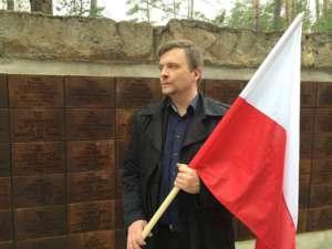 Mateusz Piskorski, lider Zmiany, fot. Facebook.com/ Mateusz Piskorski
