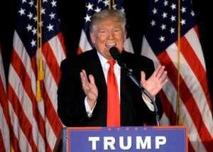Donald Trump podczas wiecu wyborczego / facebook.com/DonaldTrump/