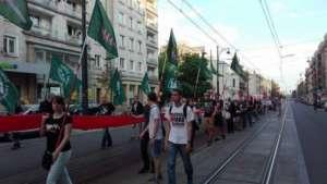 Marsz Pileckiego w Łodzi. Maszeruje prawicowa ekstrema / facebook.com/mwlodzkie/