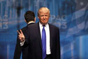 """Donald Trump to zdaniem Pjongjangu to """"mądry i dalekowzroczny polityk""""/wikimedia commons"""