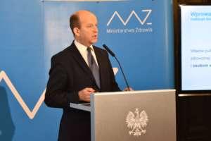 Minister Zdrowia, fot. mz.gov.pl