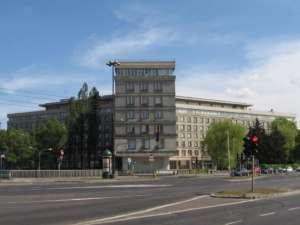 Siedziba Głównego Urzędu Statystycznego w Warszawie / Źródło: Wikimedia Commons