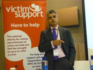 Nowy burmistrz Londynu to prawnik i obrońca praw człowieka. fot. wikimedia commons