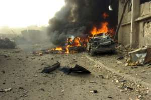 """Mimo szumnych zapowiedzi USA o """"topnieniu"""" Państwa Islamskiego, sekta wciąż zabija niewinnych Irakijczyków/wikimedia commons"""