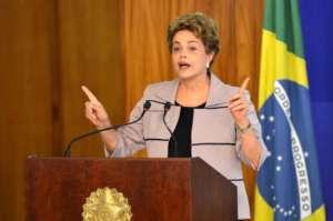Dilma Rousseff prawdopodobnie zostanie usunięta z urzędu przez senat/wikimedia commons