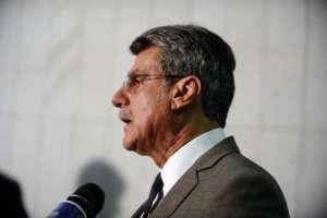 Romero Juca - pierwszy dymisjonowany minister rządu Michela Tremera Foto: Moreira Mariz/Agência Senado