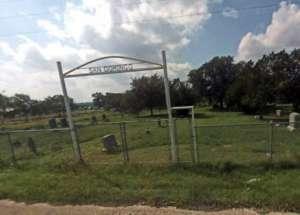 Na cmentarzu San Domingo w Texasie wciąż obowiązuje segregacja rasowa/google maps