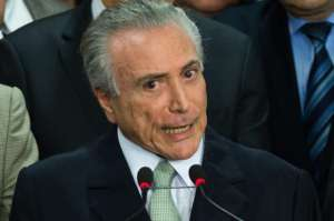 Michel Tremer, następca Dilmy Rousseff na stanowisku prezydenta Brazylii/facebook.com