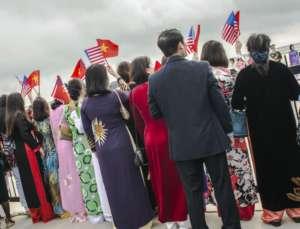 Ocieplenie stosunków Hanoi-Waszyngton to oczywista oznaka amerykańskich starań o silną pozycję w basenie Morza Południowochińskiego/wikimedia commons