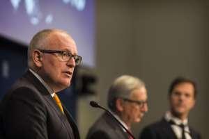 Frans Timmermans, wiceprzewodniczący Komisji Europejskiej/flickr.com/EU2016NL