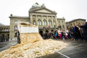 W Szwajcarii trwa referedum w sprawie dochodu podstawowego / wikipedia commons