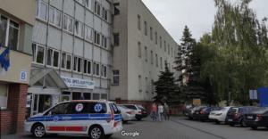 Kolejny punkt na mapie protestów w służbie zdrowia - Zagłębiowskie Centrum Onkologii / googlemaps