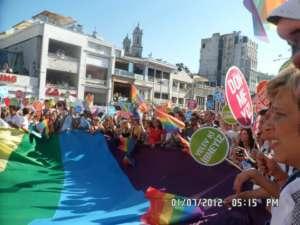 Parada Równości w Stambule w 2012 r. / fot. Wikimedia Commons