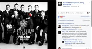 Skandaliczna grafika Młodzieży Wszechpolskiej już zniknęła z sieci / facebook.com