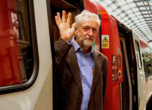 Jeremy Corbyn, lider Partii Pracy/flickr.com/70023venus2009