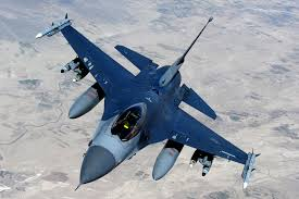 Razem z polskimi zołnierzami na Bliski Wschód polecą 4 myśliwce F-16, fot. wikimedia commons