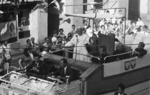 Już teraz homilia papieża Jana Pawła II z 1979 jest obowiązkową lekturą / fot. Wikimedia Commons
