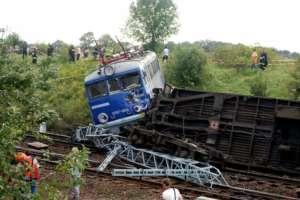 Katastrofa kolejowa w Babach, 12 sierpnia 2011 roku / wikipedia commons