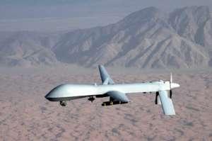 Amerykański dron Predator - jeden z bezzałogowych morderców cywilów / wikipedia commons
