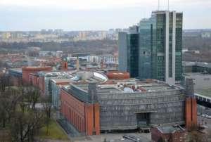 Stary Browar w Poznaniu, tu w listopadzie 2015 roku pobity został Syryjczyk /wikipedia commons