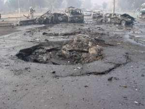 W dzisiejszym zamachu w Bagdadzie zginęło 11 osób, 20 zostało rannych. Jak dotąd nikt nie przyznał się do jego organizacji/wikimedia commons