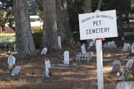 Cmentarz dla zwierząt w San Francisco, fot. wikimedia commons