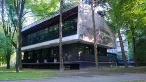 Piękny budynek Syreniego Śpiewu na Powiślu w Warszawie / facebook.com/MiastoJestNasze