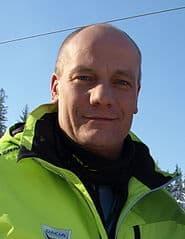 Piotr Zelt, aktor znany m.in. z 13 posterunku / wikipedia commons